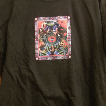 Grateful Dead / Jerry Garcia (LSD)  t shirt