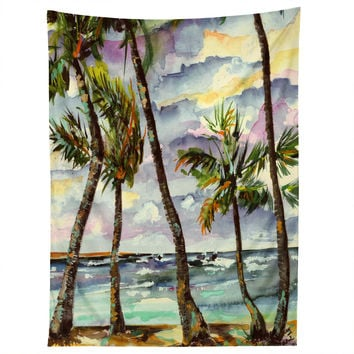 Ginette Fine Art Bahamas Breeze Tapestry