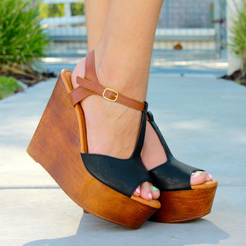 Slip Into Summer Wedges