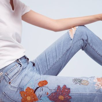 Citizens of Humanity Liya Ultra High-Rise Crop Jeans