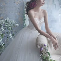 Bridal Gowns, Wedding Dresses by Tara Keely - Style tk2303