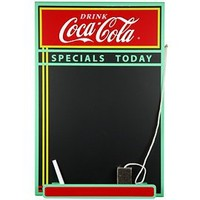 Amazon.com: Coca-Cola Wood Chalkboard: Home & Kitchen