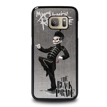 MY CHEMICAL ROMANCE BLACK PARADE Samsung Galaxy S7 Case Cover
