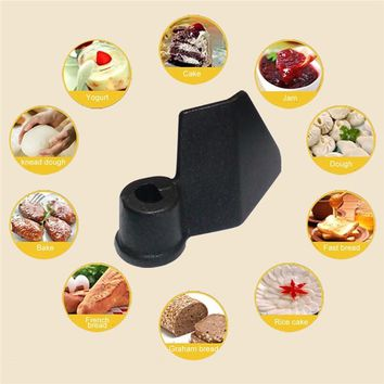 Durable Quality Black Stainless Steel Universal Bread Maker Mixing Paddle Kneading Blad for B2300 Breadmaker Machine