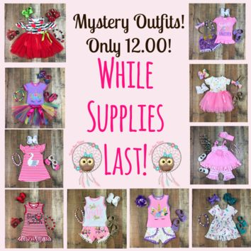 SALE! HURRY THESE WILL GO FAST! RTS 10.00 MYSTERY OUTFIT!