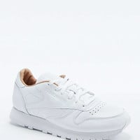 Reebok Classic Premium White Trainers - Urban Outfitters