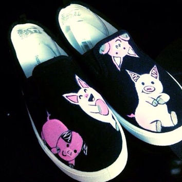 Piggy Bob shoes- BOBS included