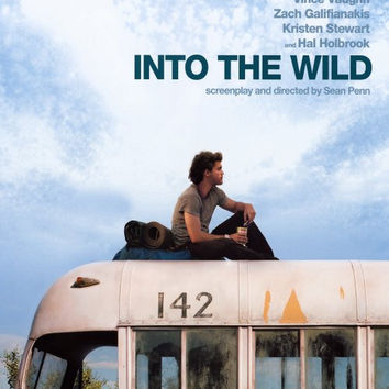 Into The Wild 11x17 Movie Poster (2007)