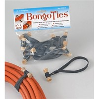 Bongo Ties (10 Pack) Products For College Best Dorm Stuff College Essentials Accessories For College