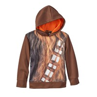 Star Wars a Collection for Kohl's Chewbacca Hoodie - Boys 4-7x, Size: