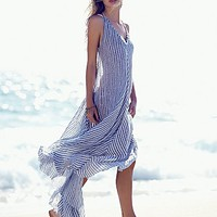 Endless Summer Womens Run A Way Maxi