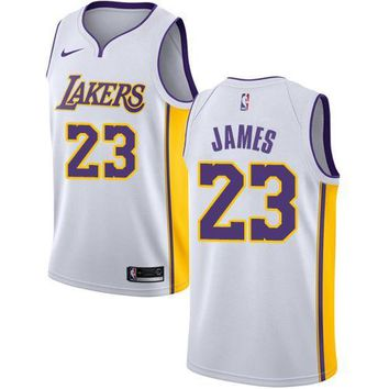 LeBron James Jersey - Los Angeles Lakers - NBA