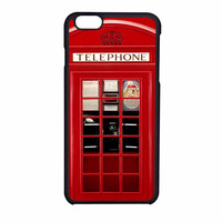 Vintage London Phone Boothm iPhone 6 Case