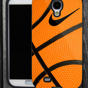 A Ball Basketball Nike-IPhone 5 case,IPhone 4,4S,Samsung Galaxy S2 i9100,Samsung S3 i9300,Samsung S4 i9500-B-2462013-15