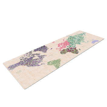 Boho World Yoga Mat