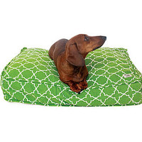 Molly Mutt Title Track Dog Bed Duvet Cover