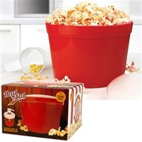 Heat And Eat - Microwave Popcorn Maker