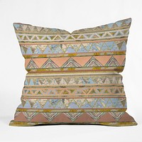 Bianca Green Lost 1 Throw Pillow