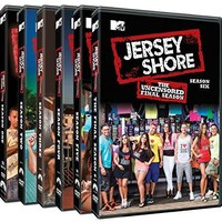 Paul DelVecchio & Sammi Giancola - Jersey Shore: The Complete Series