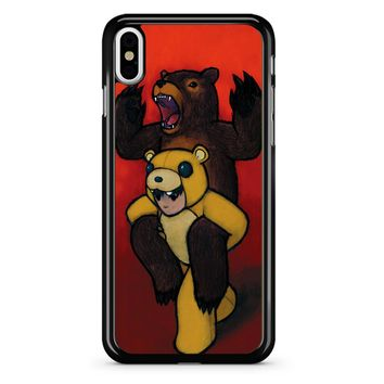 Fall Out Boy 3 iPhone X Case