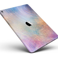 "The Swirling Tie-Dye Scratched Surface Full Body Skin for the iPad Pro (12.9"" or 9.7"" available)"