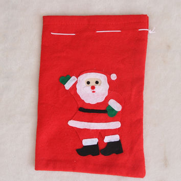12 Pcs Christmas Gifts Bags Backpack Handcrafts Gift Bag [9199621444]