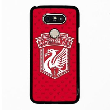 liverpool fc champion lg g5 case cover  number 1