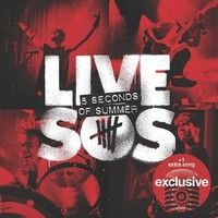 5 Seconds Of Summer - LIVESOS (Deluxe Edition) - Target Exclusive