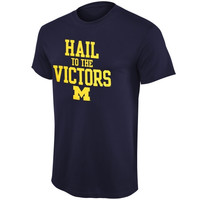 Michigan Wolverines Team Pride T-Shirt – Navy Blue