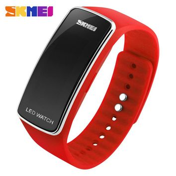 SKMEI Rectangular Bracelet Sports Watch