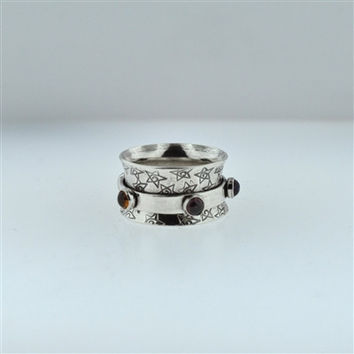 Magnus Spinner Ring
