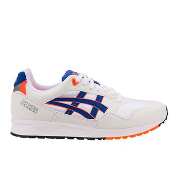 Asics - Gel Saga - White / Asics Blue
