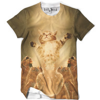 King Kitty Men's Tee