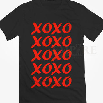 XOXO Unisex/Men Tshirt All Size