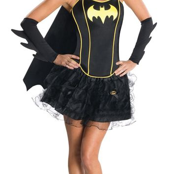 Batgirl Adult Halloween costume