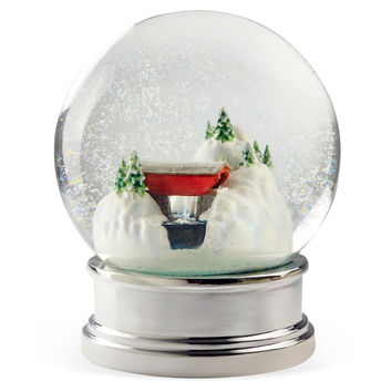 "5"" Covered Bridge Snow Globe, Snow Globes"