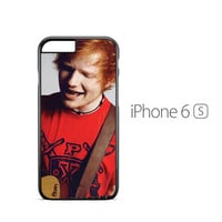 Ed Sheeran Singing iPhone 6s Case