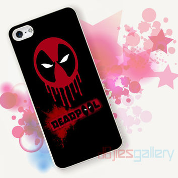 Deadpool The Merc with a Mouth for iPhone 4/4S, iPhone 5/5S, iPhone 5C, iPhone 6 Case - Samsung S3, Samsung S4, Samsung S5 Case