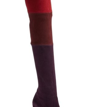 Stuart Weitzman 'Troika' Over The Knee Boot (Women) | Nordstrom