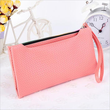 Hot candy color Clutch bags Women's envelope clutch party evening bag design women handbags shoulder bags women messenger bags