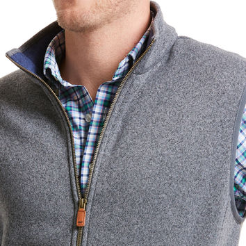 Sweater Fleece Vest