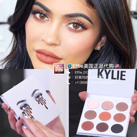 Kylie Eyeshadow 9 color eye shadow Kylie Jenner