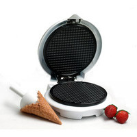 Express Electric Waffle Cone Maker | Overstock.com