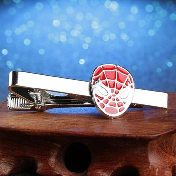 Deadpool Dead pool Taco Five kinds of Design Film Superman Super hero Batman  Tie Clip Iron Mens Jewelry shirt Tieclips AT_70_6