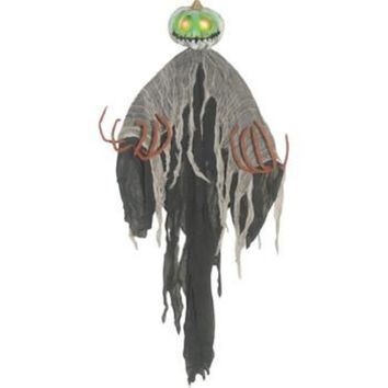 Discounted Halloween Prop Hanging Pumpkin Man 2 units