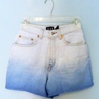 Ombre Gap Shorts