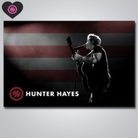 Hunter Hayes Live Poster
