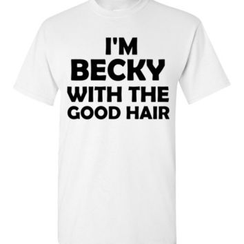 I'm Becky with the Good Hair