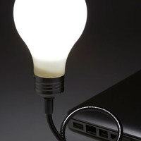 ModCloth Quirky True Idea-list USB Light