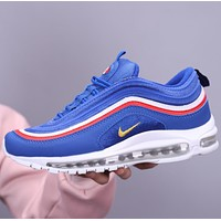 Nike Air Max 97 Og/Undftd Bullet Sports Leisure Running Shoes